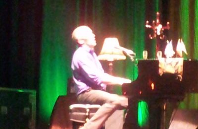 Hugh Laurie, Grand Rex, 10 juillet 2012