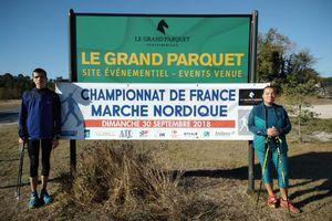 Championnat de France de MN à Fontainebleau