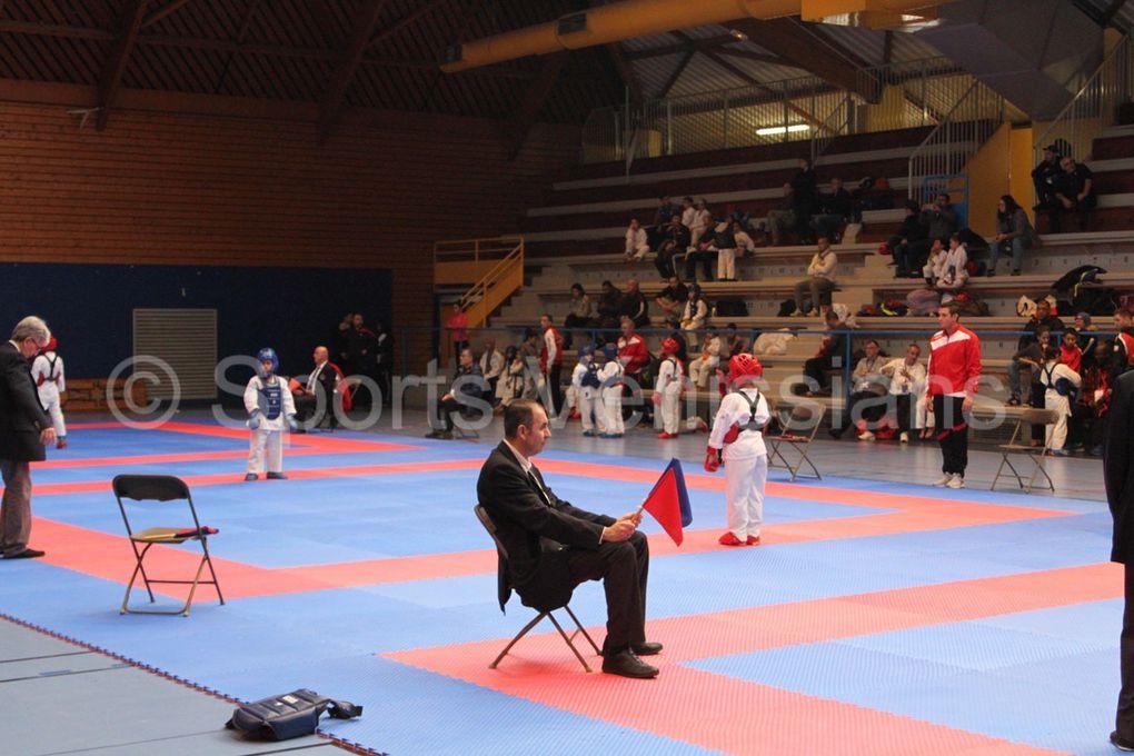 Bon début des jeunes karatekas du Sen No Sen Vénissieux Karaté