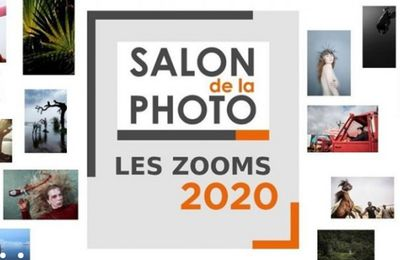 SALON DE LA PHOTO: les Zooms 2020 attendent fiévreusement les votes des amateurs.