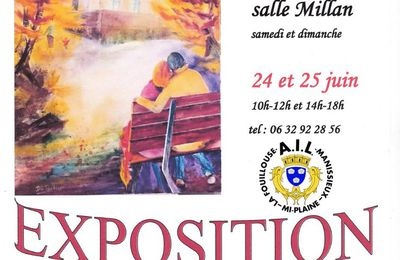 Expo Aquarelle 2017