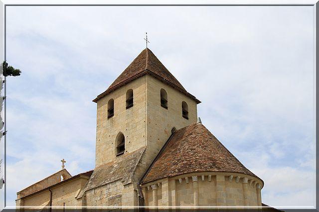 Diaporama église de Saint-Vincent-de-Pertignas