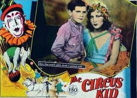 Le Gosse du Cirque (The Circus Kid) 1928