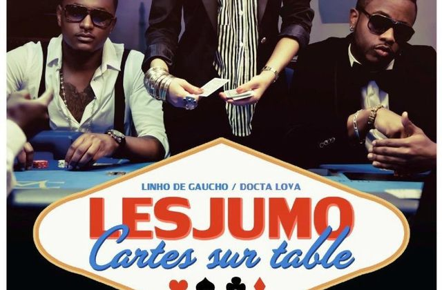 [AFRO] LES JUMO - CARTES SUR TABLE - 2012
