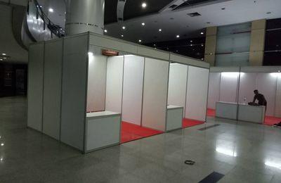 Partisi Pameran, Sewa Booth R8, Booth Pameran, Jual Sewa Booth R8, Panel R8