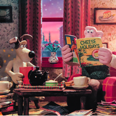 6°- U4L1 - Where are they, in Wallace and Gromit's home?