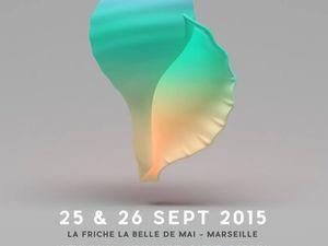 festival marsatac, un festival de musique électronique se déroulant à marseille