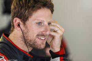 Romain Grosjean devient directeur du GPDA