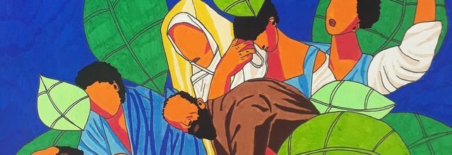 Jusqu'au 19/11/20 - Françoise Sémiramoth, Color Codicé - Exposition virtuelle