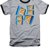 M A B Imperatrice C Ringer T-Shirt for Sale by Michael Bellon