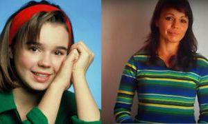 Anne Oliver, une chanteuse animatrice de télévision et actrice française qui fut de 1989 à 1994 l'égérie de Walt Disney