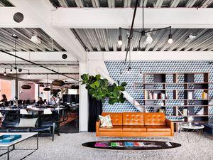 Cloud Room, un espace de coworking à Seattle