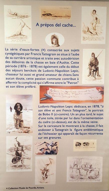 A PREPOS DEL CACHE...UNE BELLE EXPOSITION ATTEND LE PUBLIC ...AU MUSÉE DE BERCK SUR MER ...