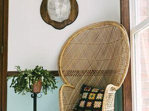 Le fauteuil Emmanuelle
