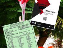 Notre véhicule DUSTER LAURÉATE  a ses papiers douaniers pour prendre le départ