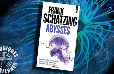 📚 FRANK SCHÄTZING - ABYSSES (DER SCHWARM, 2004)