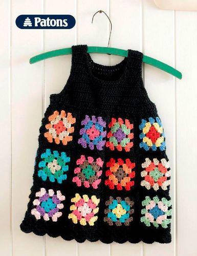 Robes Modeles Pour Bebe Au Crochet