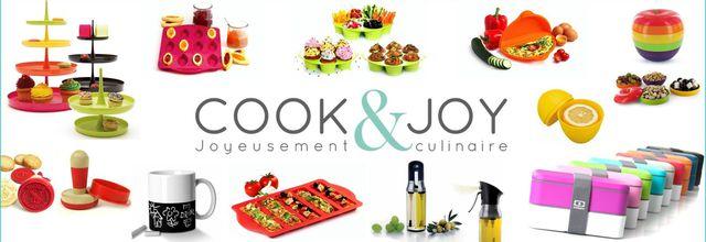 Mon partenariat Cook and Joy
