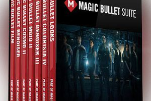 Red Giant Magic Bullet Suite 13.0.3(EDITOR DE VIDEO MAS COMPLETO)