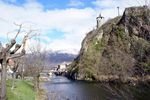 Tarascon sur Ariège :la porte des montagnes