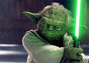 La force des Jedi.