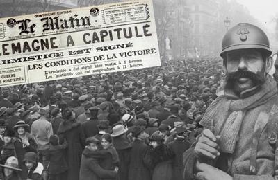 11 novembre 1918, l'Armistice et la fin de la Grande Guerre