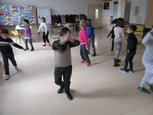 Danse au CPA