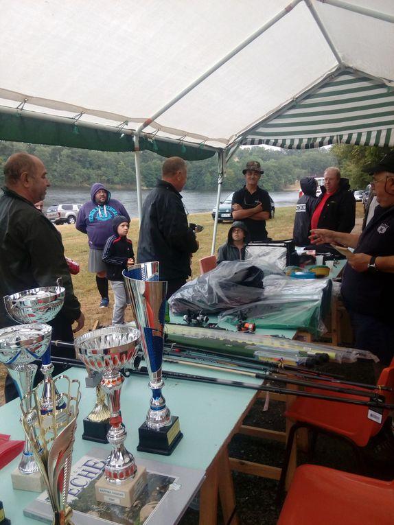 Photos - Rencontre de pêche au coup du 27 juillet 2019