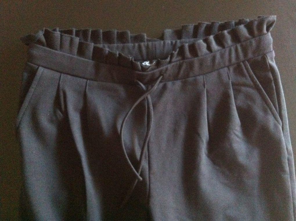 Pantalon de jogging noir Sarah Wayne 59€