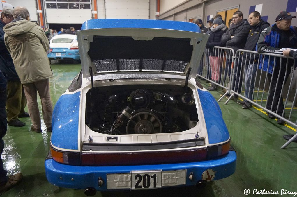 Coupe de France des Rallyes V.H.C 2015
