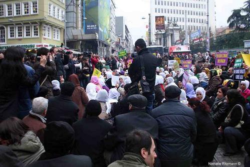 Galatasaray, rendez-vous pour les manifestations du week-end
