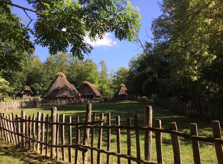 #Balade: Le village gaulois à Rieux Volvestre