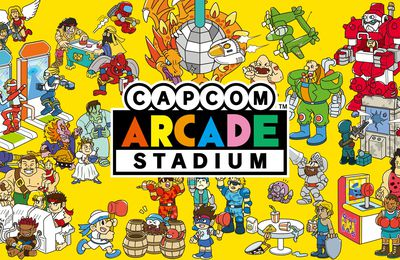 [TEST] CAPCOM ARCADE STADIUM XBOX ONE / XBOX SERIES X : Comme dans les souvenirs des salles d'arcade!