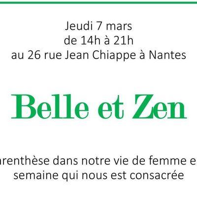 Moment cocooning à Nantes : 7 mars 2019