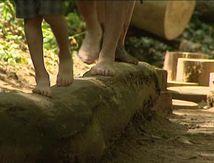 La Chapelle aux Bois : l'aventure pieds nus