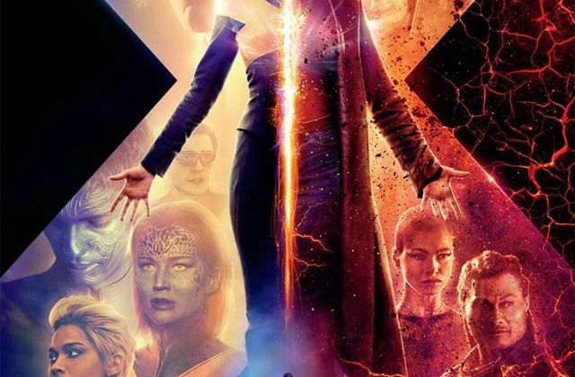Critique Ciné : X-Men : Dark Phoenix (2019)
