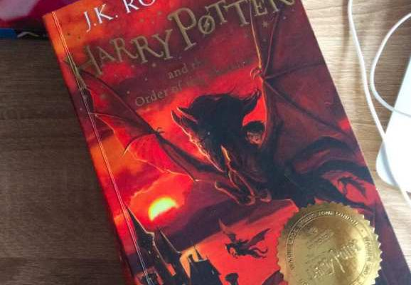 Harry Potter and the order of the Phoenix ; de J.K. Rowling