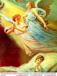 Prière n° 109 : Prière d'appel à l'Ange Gardien, aux autres Anges et aux Hiérarchies Divines #parti2zero # prières