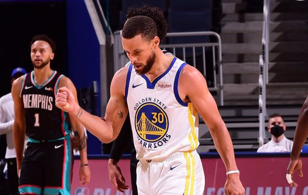 Golden State croisera les Lakers en play-in, Portland disputera les Playoffs