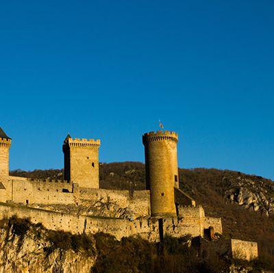 Château de Foix : une nouvelle offre culturelle et touristique.