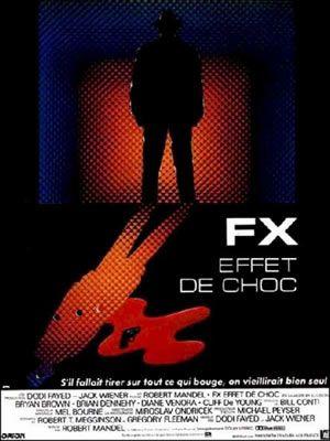F/X, effets de choc de Robert Mandel