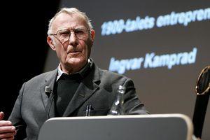 Suède: Ingvar Kamprad, le fondateur d'Ikea, est mort
