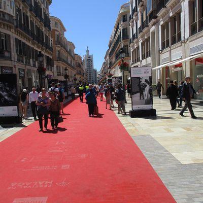 Traumreise Teil 5     Malaga   -- wieder auf europäischen Festland