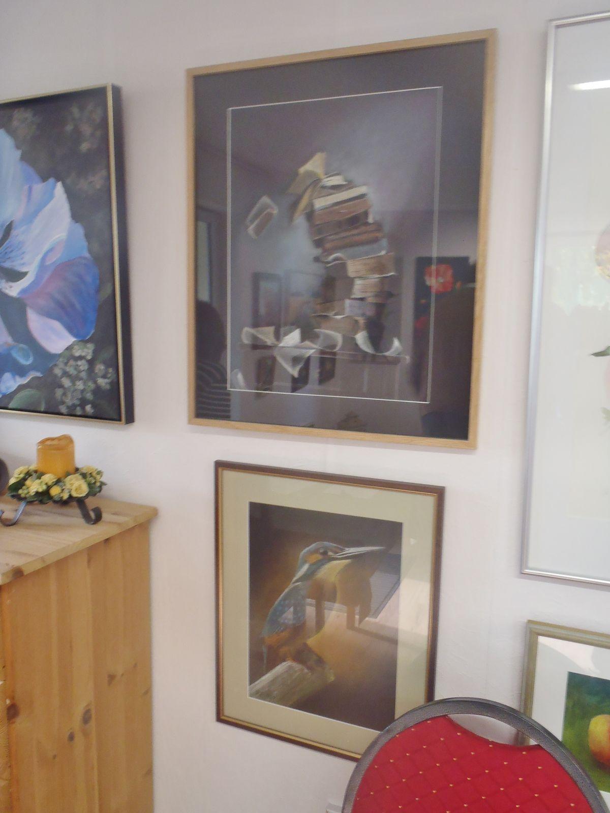 Besuch in der Kleinen Galerie
