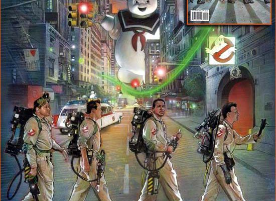 Ghostbusters Band