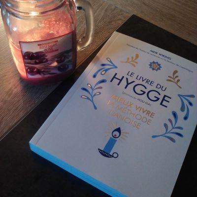 Le livre du Hygge, mieux vivre la méthode danoise