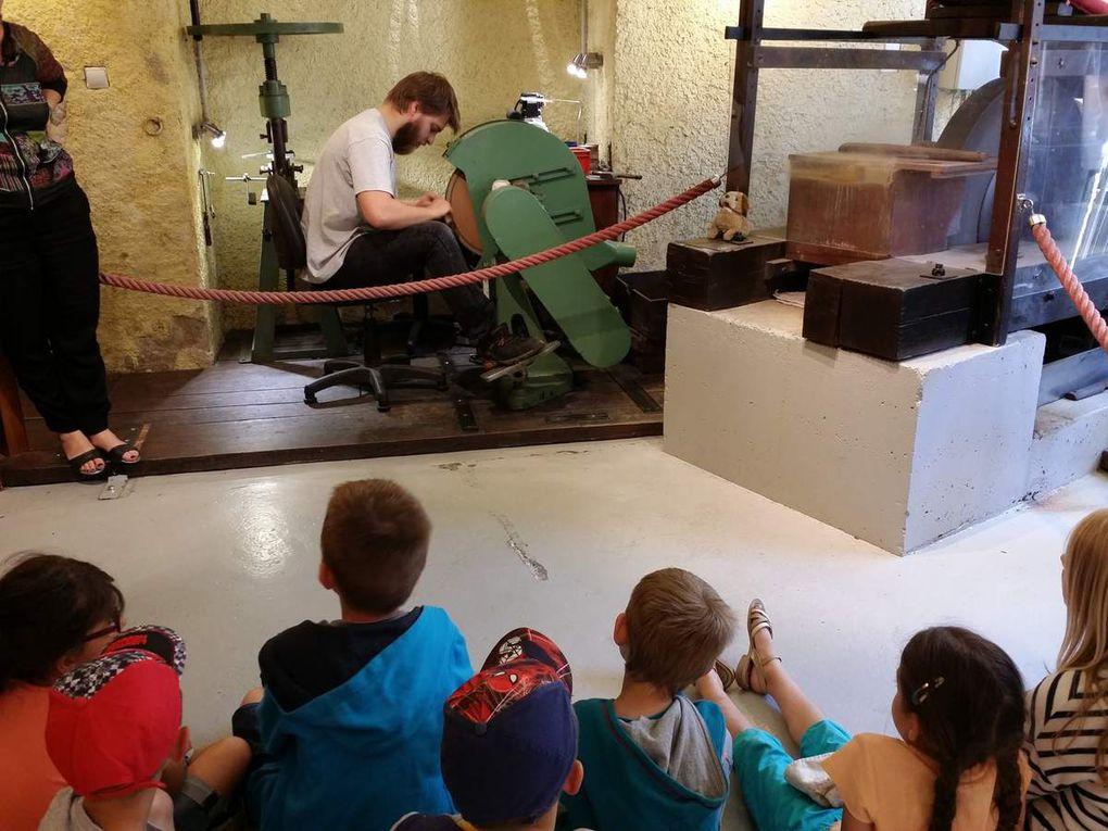Thiers : visite du centre ancien et du Musée de la Coutellerie