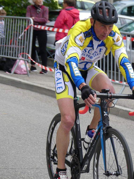 Critérium de Bourgoin Jallieu - les résultats : un podium !