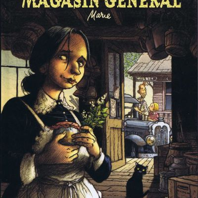 MAGASIN GENERAL [9 Tomes] - Loisel / Tripp