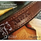 Cheval   France   MaiwK Sellier   Plouguin   Cuir